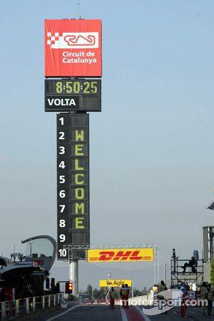 Welcome to Circuit de Catalunya