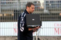 Williams-BMW mühendis Tony Ross