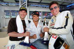 Vitantonio Liuzzi ve Kazanans, Maserati race