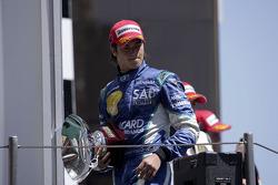 Podium: Nelson A. Piquet