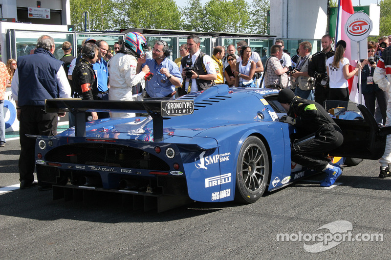 #15 JMB Racing Maserati MC 12 GT1