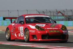 #75 Ian Khan Porsche 996 GT3 RS: Nigel Smith, Ian Khan