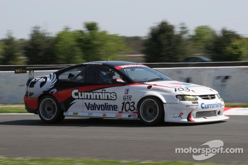 #103 Ryan Hooker Vauxhall Monaro: Matt Griffin, Ryan Hooker