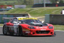 G.P.C. Sport Ferrari 575 Maranello GTC : Andréa Piccini, Jean Denis Deletraz