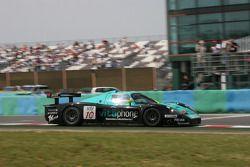#10 Vitaphone Racing Team Maserati MC 12 GT1: Thomas Biagi, Fabio Babini