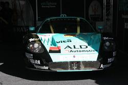 Maserati MC 12 of Bartels and Scheider