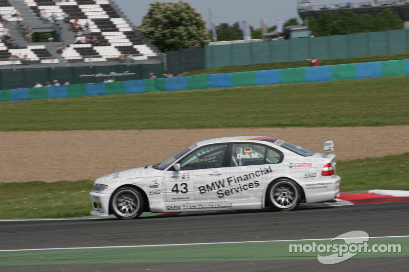 Dirk Muller at Magny-Cours