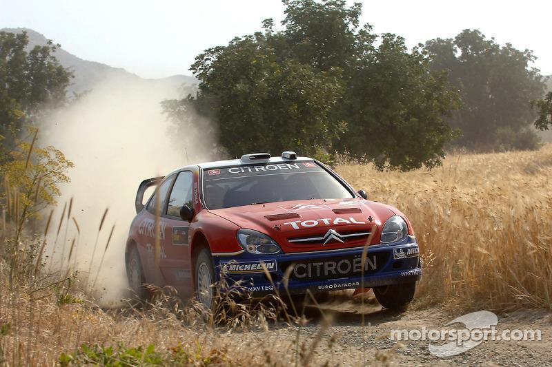 6. Rally de Chipre 2005: 64,80 km/h