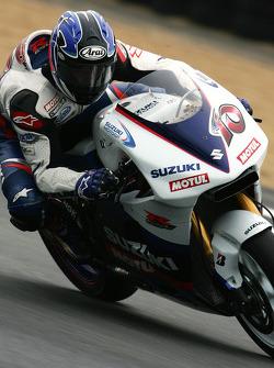 Kenny Roberts Jr., Suzuki