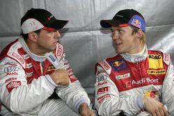 Christian Abt y Mattias Ekström