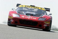 G.P.C. Sport Ferrari 575 Maranello GTC : Andréa Piccini, Jean-Denis Deletraz