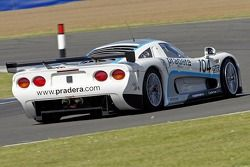 #104 Cadena GTC Mosler MT900 R: Barrie Whight, Paul Whight, Gavin Kershaw