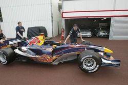 Star Wars en el Red Bull Racing