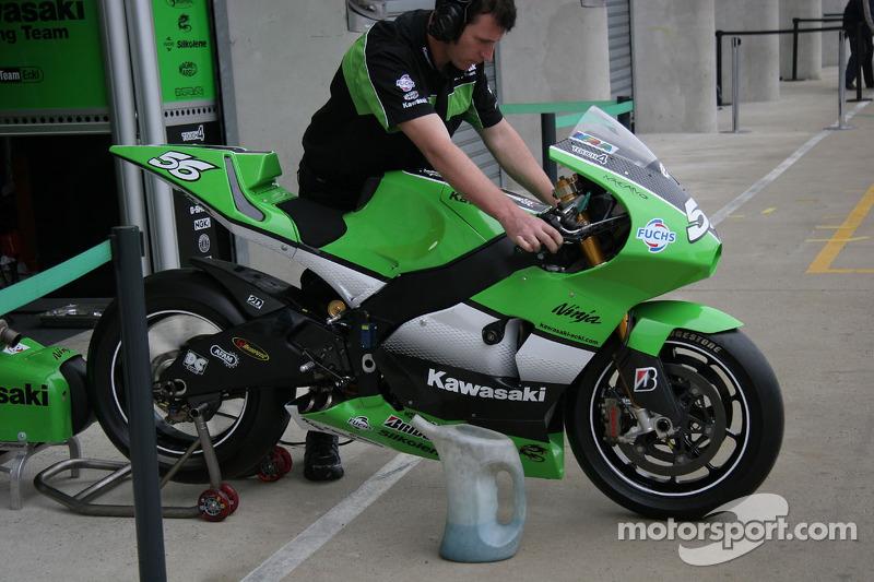 Does Kawasaki Have A Motogp Team