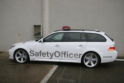 Oficial de seguridad BMW