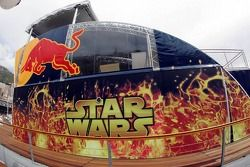 Die Red Bull Energy Station