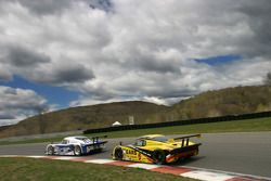 #15 CB Motorsports Lexus Riley: Chris Bingham, Hugo Guénette, Jacques Guénette Sr., #6 Michael Shank