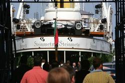 Steinmetz boat