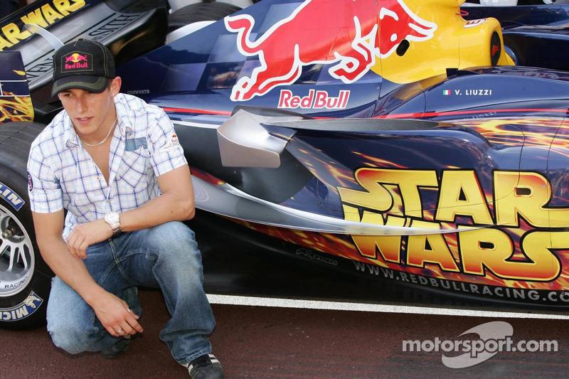 2005 - Red Bull, Christian Klien