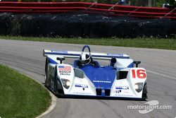 #16 Dyson Racing Team Inc Lola EX257 AER: James Weaver, Butch Leitzinger
