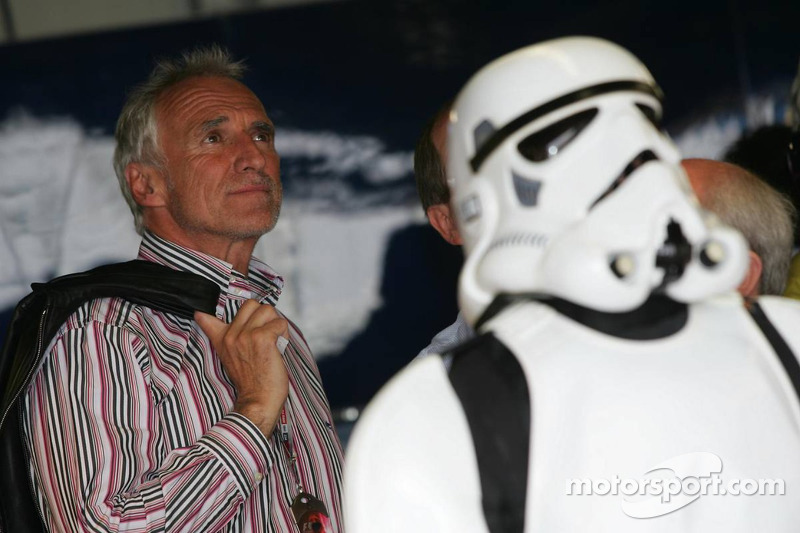 Dietrich Mateschitz in der Box