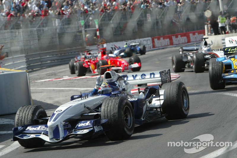 2005 - F1 chez Williams