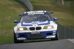 #16 Prototype Technology Group BMW M3: Tom Milner, Justin Marks, Joey Hand