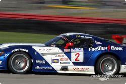 Phil McClure (#2 Chevrolet Corvette ZO6)