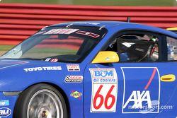 Robin Liddell (#66 Porsche 911 GT3 Cup)