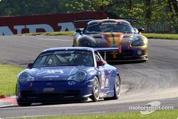 Jon Groom (Porsche 911 GT3 Cup n°65)