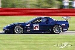 Bob Taylor (#47 Chevrolet Corvette C5)