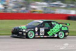 Bob Stretch (n°98 BMW 325Ci)