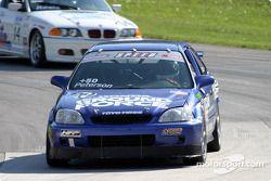 Branden Peterson (#49 Honda Civic Si)