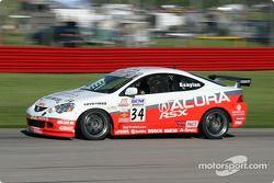 Nick Esayian (#34 Acura RSX)