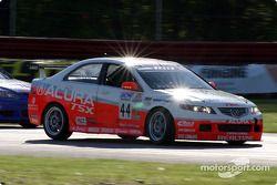 Brandon Davis (#44 Acura TSX)