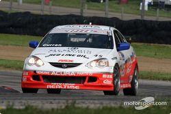 Eric Curran (#45 Acura TSX)