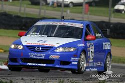 Jeff Altenburg (#72 Mazda 6)