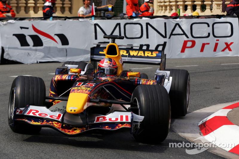GP Monaco 2005 - Red Bull