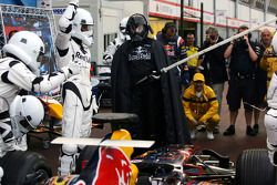 Prove Pitstop al Red Bull Racing