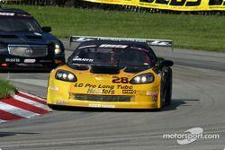 Lou Gigliotti (#28 Chevrolet Corvette ZO6)