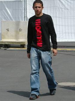 Federico Montoya, brother of Juan Pablo Montoya