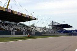 Grandstands at the Nürburgring