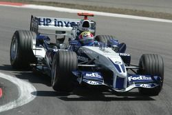 Mark Webber, Williams FW26