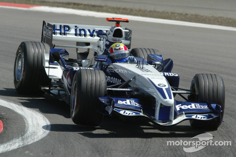 2005: Williams-BMW FW26