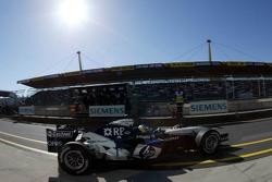 Ник Хайдфельд, BMW Williams