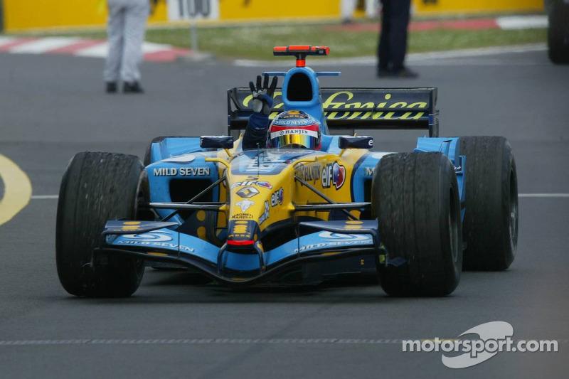 Fernando Alonso: 15 galibiyet