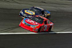 Jeff Burton et Michael Waltrip