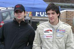 Ricardo Teixeira and Alvaro Parente