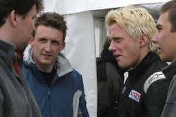 Andrew Thompson and Tim Bridgman