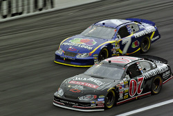 Dave Blaney and Robby Gordon